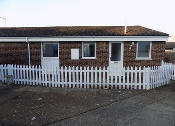 Thumbnail 2 bedroom bungalow to rent in Plover Close, Chatham