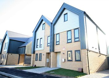 Thumbnail 4 bed semi-detached house for sale in Admirals Walk, Minster On Sea, Sheerness