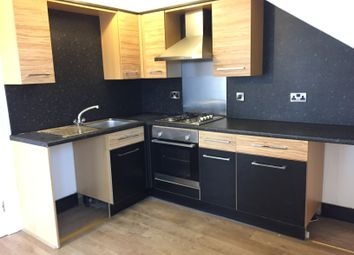 Thumbnail 1 bed flat to rent in Flat 6, 38 Thorne Road, Doncaster, South Yorkshire