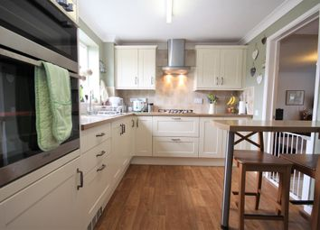 Thumbnail 4 bed detached house for sale in Burmese Close, Whiteley, Fareham