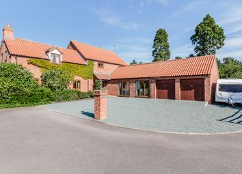 Thumbnail 5 bed detached house for sale in Orchard Lane, South Leverton, Retford