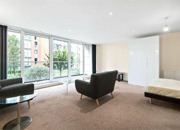 Thumbnail  Studio to rent in Atlantic Apartments, Seagull Lane, London
