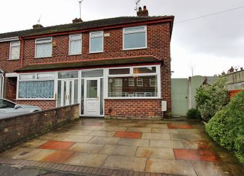 Thumbnail 2 bed end terrace house for sale in Stanhorne Avenue, Crumpsall, Manchester