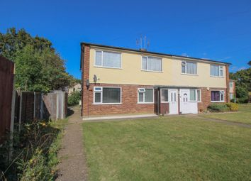 Thumbnail 2 bed maisonette for sale in Bridge House Close, Wickford