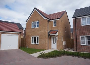 Thumbnail 3 bed detached house for sale in Cornwall Way, Blyth