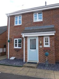 Thumbnail 2 bed town house for sale in Bevan Way, Market Drayton