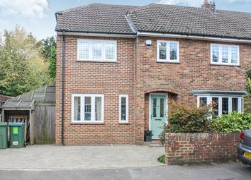 Thumbnail 3 bed semi-detached house for sale in Darent Close, Sevenoaks
