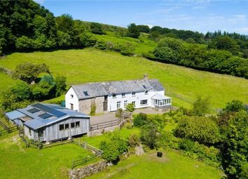Thumbnail 4 bedroom detached house for sale in Chagford, Newton Abbot