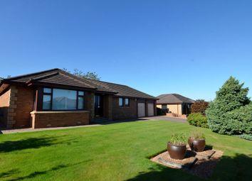 Thumbnail 3 bed detached bungalow for sale in 42 Castleton Park, Auchterarder