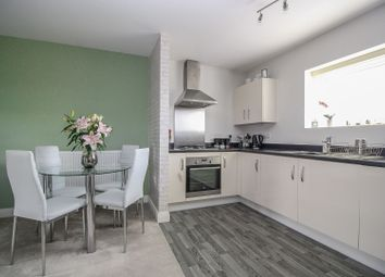 Thumbnail 2 bed flat for sale in Norden Mead, Milton Keynes