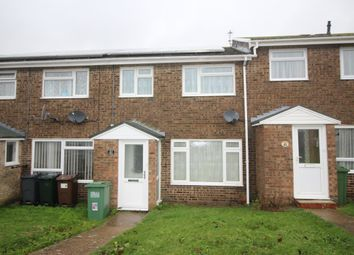 Thumbnail 3 bed terraced house to rent in Gainsborough Crescent, Langney, Eastbourne