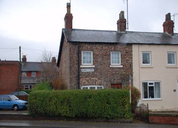 Thumbnail 2 bed end terrace house to rent in Church Street, Norton, Malton