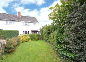 Thumbnail 2 bedroom semi-detached house for sale in Newcombe Street Gardens, Heavitree, Exeter