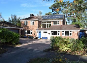 Thumbnail 5 bedroom detached house for sale in Copped Hall Way, Camberley