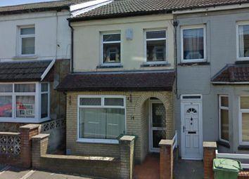 Thumbnail 3 bedroom terraced house to rent in Kingsland Terrace, Treforest, Pontypridd