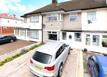 Thumbnail 3 bedroom property to rent in Eastern Avenue, Ilford