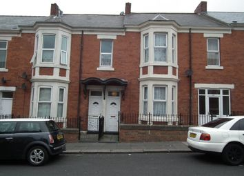 Thumbnail 3 bed flat to rent in Fairholm Road, Benwell, Newcastle Upon Tyne