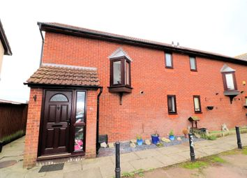 Thumbnail 2 bed terraced house for sale in Selkirk Drive, Erith, Kent