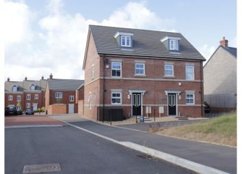 Thumbnail 3 bed semi-detached house for sale in Gerddi'r Briallu, Coity