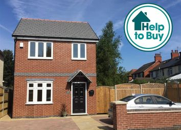 Thumbnail 2 bed detached house for sale in Glebe Road, Hinckley