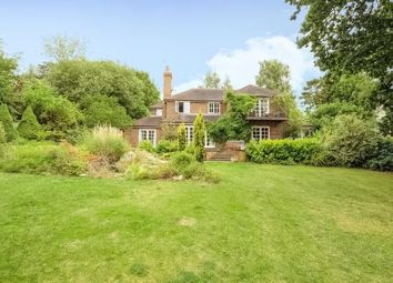 Thumbnail 5 bed detached house to rent in Boars Hill, Oxford