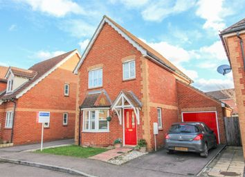 Thumbnail 3 bed detached house for sale in Chelsea Gardens, Church Langley, Harlow, Essex