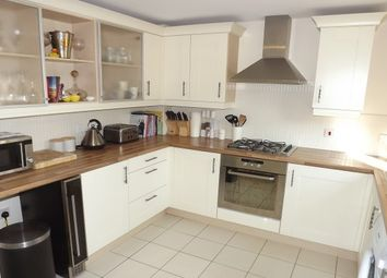 Thumbnail 3 bedroom end terrace house to rent in Roe Gardens, Nottingham