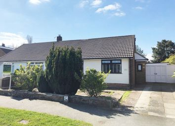 Thumbnail 2 bedroom semi-detached bungalow for sale in Nelson Drive, Pensby, Wirral