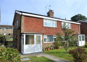 Thumbnail 1 bed flat for sale in Westerham Road, Langney, Eastbourne
