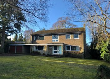 Thumbnail 5 bed detached house for sale in Oaken Coppice, Ashtead