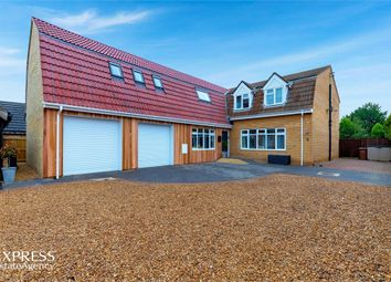 Thumbnail 6 bed detached house for sale in Walnut Tree Walk, Wimblington, March, Cambridgeshire