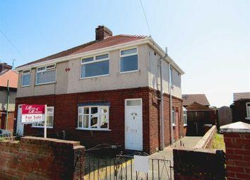 Thumbnail 3 bed semi-detached house for sale in Wern Avenue, Bagillt, Flintshire