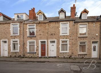 Thumbnail 3 bed terraced house for sale in Charles Street, Mansfield Woodhouse, Mansfield