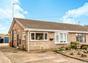 Thumbnail 2 bed bungalow for sale in Windermere Drive, Goole