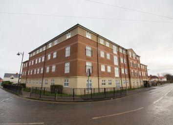 Thumbnail 2 bedroom flat to rent in Elmfield Court, Bedlington