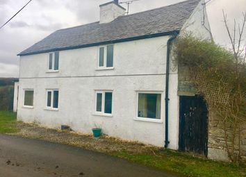 Thumbnail 2 bed detached house for sale in Prion, Denbigh, Denbighshire