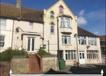 Thumbnail 1 bed block of flats for sale in Rupa House, 4-8 Risborough Lane, Cheriton, Folkestone, Kent