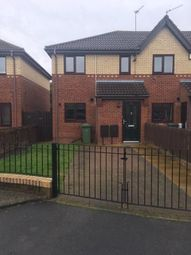 Thumbnail 2 bed semi-detached house to rent in Reedling Court, Sunderland