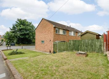 Thumbnail 2 bedroom semi-detached house for sale in Vicarage Walk, Newport, Isle Of Wight