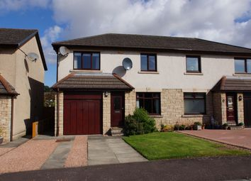 Thumbnail 3 bed semi-detached house for sale in The Roundel, Lundin Links, Leven