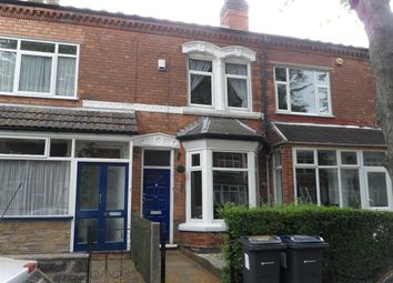 Thumbnail 2 bed terraced house to rent in Dean Road, Erdington, Birmingham