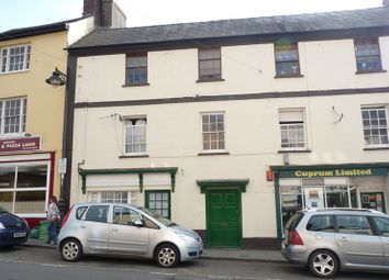 Thumbnail 1 bed flat to rent in Ship Street, Brecon
