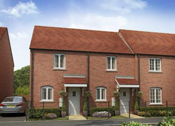 "Thumbnail 2 bed end terrace house for sale in ""The Audley"" at Whitelands Way, Bicester"