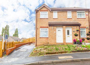 Thumbnail 2 bedroom semi-detached house for sale in Alderdown Close, Bristol