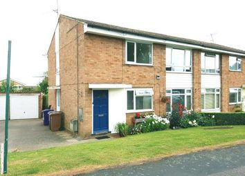 Thumbnail 2 bedroom maisonette for sale in Bowmans Avenue, Hitchin, Hertfordshire