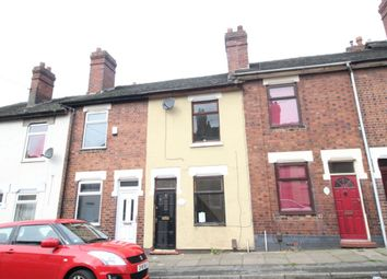 Thumbnail 2 bedroom terraced house for sale in Berdmore Street, Fenton, Stoke-On-Trent