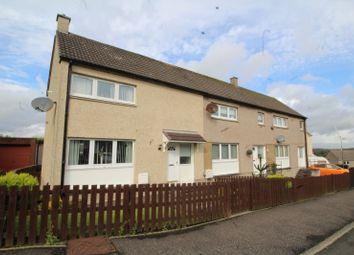 Thumbnail 2 bed detached house for sale in Polkemmet Drive, Harthill, Shotts, Lanarkshire