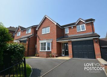 Thumbnail 4 bed detached house for sale in Poplar Rise, Oldbury