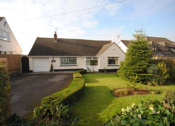 Thumbnail 3 bed bungalow for sale in Began Road, Old St. Mellons, Cardiff