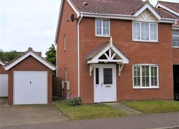 Thumbnail 4 bed property to rent in Sukey Way, Threescore, Norwich